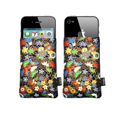 iPhone4 Sleeve Case - Forest