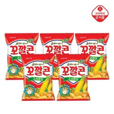 꼬깔콘/롯데샌드/스낵 모음전