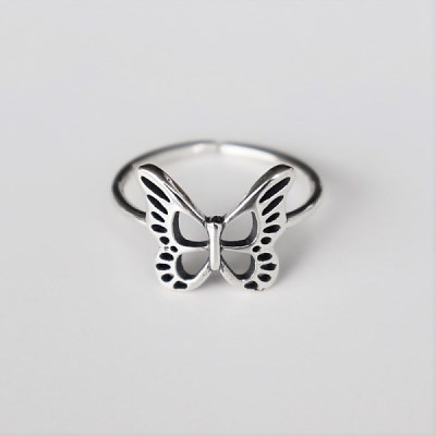 [Silver925] Antique butterfly ring_1_(1551965)