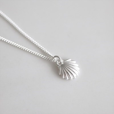 [Silver925] Clam necklace_(1551958)