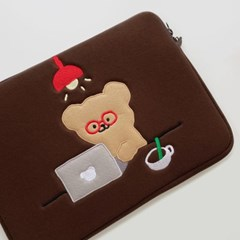 CHOCO LAPTOP POUCH