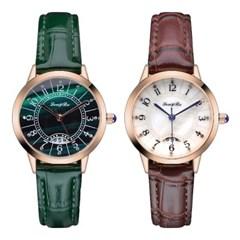 피닉스 여자시계 팔찌시계 가죽시계 LO-83172A