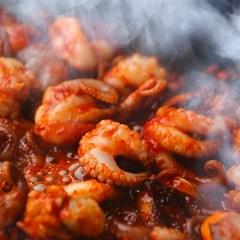 리릿추천 아싸 양념쭈꾸미볶음 300g 2팩 매운맛 보통맛