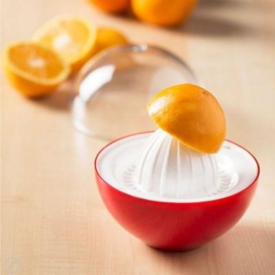 이태리수입 오마다 레몬즙짜개 레몬스퀴저 과일즙 착즙기 6가지 색상