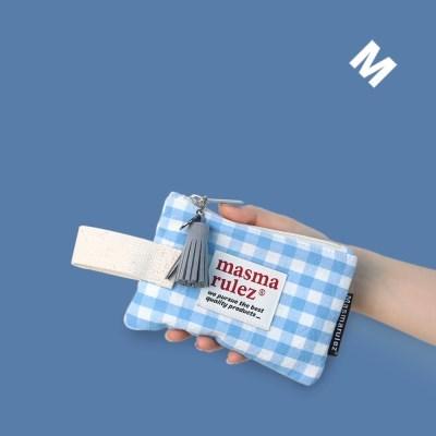 [10X10 단독할인]마스마룰즈 스프링 파우치 미니