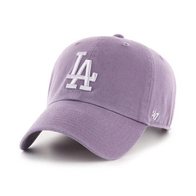 47브랜드 빅로고 LA 다저스 클린업 볼캡 아이리스 /모자/MLB/ IIB