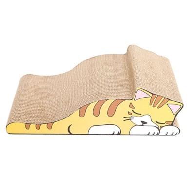 고양이 스크레쳐 멀티 장난감 문고리 미묘 스크래쳐