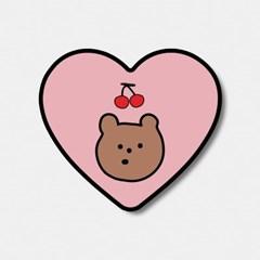 line cherry gummy 하트톡♥_(1036463)