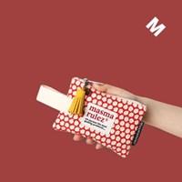 [10X10 단독상품]마스마룰즈 데이지파우치 미니