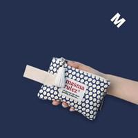 [10X10 단독상품] 마약 스트랩 파우치 데이지 미니 _ Navy
