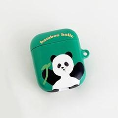 green bamboo holic [hard 에어팟케이스]_(1036524)