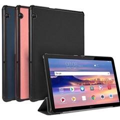 아이패드프로4 11 심플 가죽 태블릿 케이스 T011_(3893349)