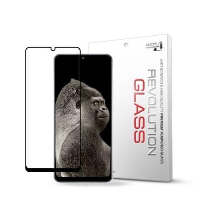 프로텍트엠 갤럭시A32 LTE 풀커버 강화유리 액정 필름_(901285370)