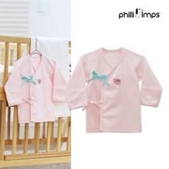 [필리앤임프스]핑크 배냇저고리_(1552150)