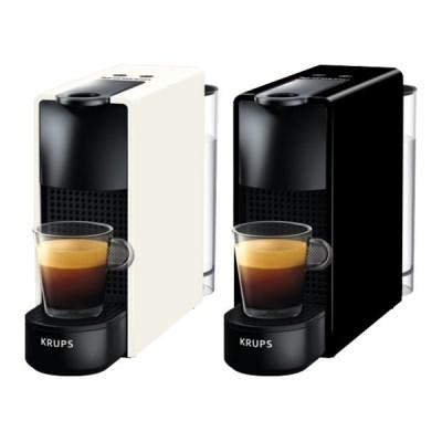 크룹스 네스프레소 커피머신 에센자 미니 C30 블랙/화이트