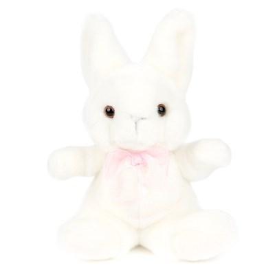 베스트에버 버니프랜드 토끼인형-화이트(25cm)_(100955858)