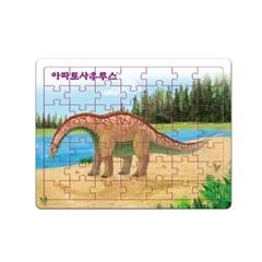 [그린키즈] 연두팡 공룡 퍼즐_아파토사우루스