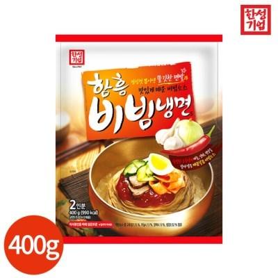 한성기업 함흥 비빔냉면 400g (2인분) x 4봉