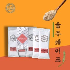 끼니한줌 국내산 율무 미숫가루 선식 쉐이크 스틱형 30g 12개입