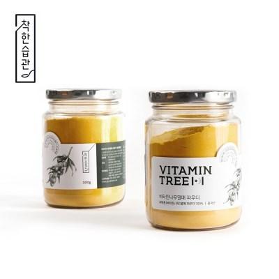 착한습관 비타민나무열매 분말 300g 2개