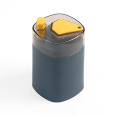 리빙나우 원터치 이쑤시개통 5p세트 요지케이스 블루그린