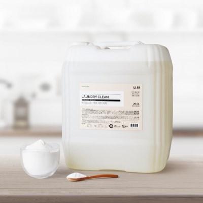 리릿 베이킹소다 대용량 액체세탁세제 20.5L, 1개