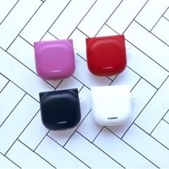 [그래비] 딥컬러 버즈/플러스/버즈라이브/프로 케이스(무광 하드)