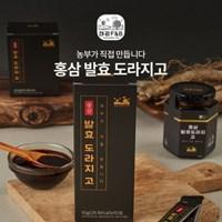 유산균 발효 약도라지 농축액 홍삼 발효 도라지 고 선물세트