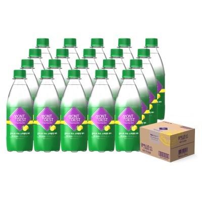 몽베스트 탄산음료 레몬 500mLx20병