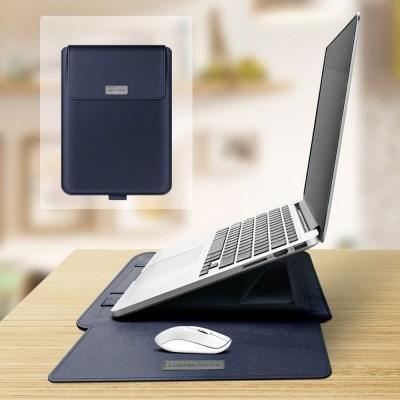 휴대용 파우치 14인치 맥북 노트북 거치대 스탠드