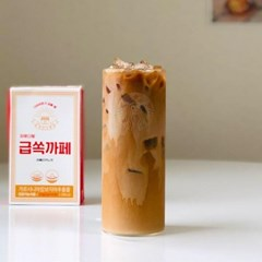 체지방CUT 급쏙까페 커피 1BOX(10포)
