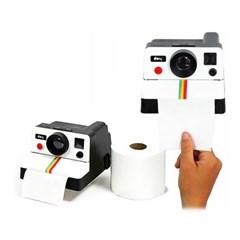 폴라로이드 카메라 모양 티슈 화장실 휴지 걸이