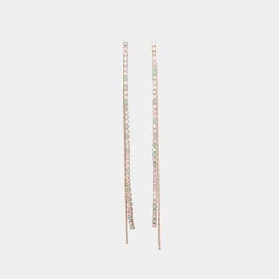 [쥬디앤폴] 트리샤 썸머파스텔 오팔 드롭 귀걸이 E51855