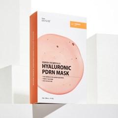 [더마 엘라비에] 히알루로닉 PDRN 마스크(10매)