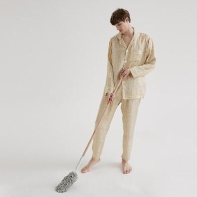 [인견] (m) Chamomile Pajama Set