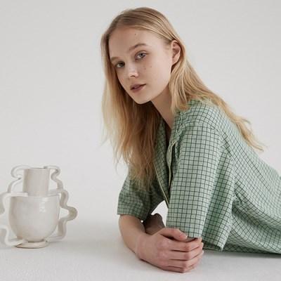 [모달] (w) Peppermint Short Pajama Set