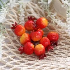 미니 석류 모형 10P (2cm)
