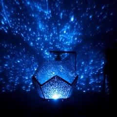 우주 갤럭시 은하수 꿈나라 나이트빔 수면 무드등
