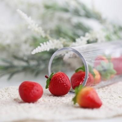 딸기 모형 20P (4cm)