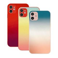 아이폰7 파스텔 페인팅 컬러풀 커버 하드 케이스 P595_(3912282)