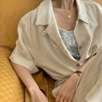 플랫 미니라운드목걸이 (2color)