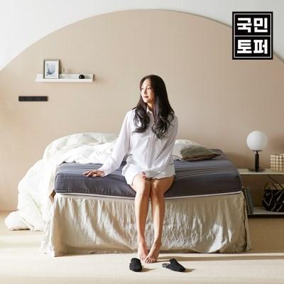 국민매트리스 메모리폼 침대 매트리스 15cm 싱글