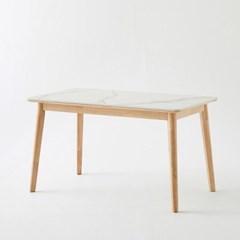 한샘 도노 세라믹 4인 식탁(의자미포함)