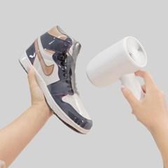 신발정리 열 수축 필름 드라이기 압축랩 100매