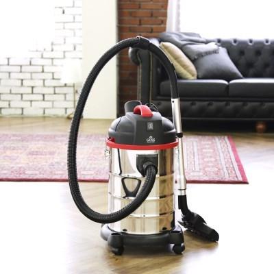 고스 대용량 업소용 건습식 청소기 30L