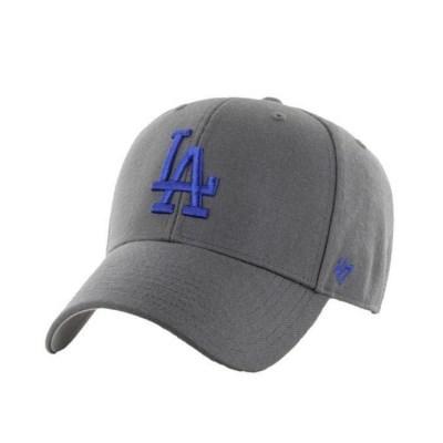 47브랜드 MLB모자 다저스 차콜 로얄빅로고 스트럭처
