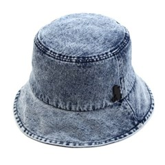 Washing Dark Denim Bucket Hat 데님버킷햇