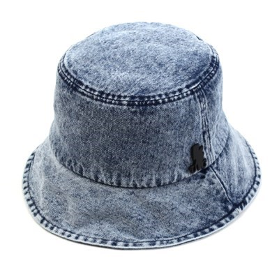 Washing Dark Denim Bucket Hat 데님버킷햇
