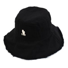 SV Thunder Black Vintage Over Bucket Hat 오버버킷햇