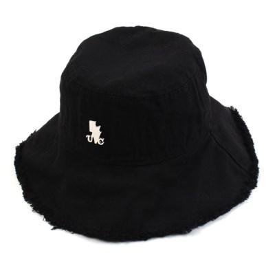 SV Thunder Black Vintage Over Bucket Hat 오버버킷햇